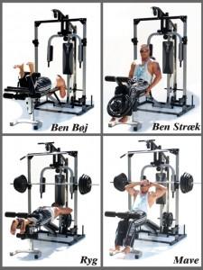 træningsmaskiner