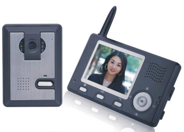 Dørtelefon med video